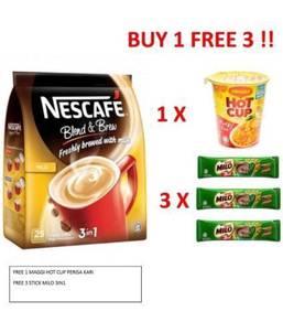 Nescafe brew & blend (mild)