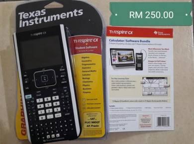 TEXAS INSTRUMENT TI-nspire CX Graphic Calculator