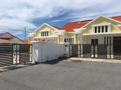 NEW single storey terrace corner, Taman Tunku Miri