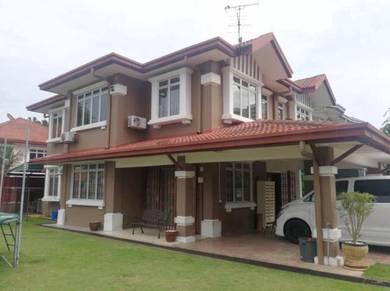 2 Sty Semi D FREEHOLD | Tanah Luas | 6300sf | 6R&4B Bandar Seri Putra