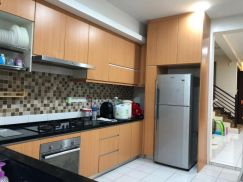 Double Storey Partly Furnished House For Rent Presint 14 Putrajaya