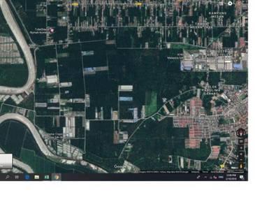 Kuala langat,sijangkang.teluk panglima garang land for sale 2 & 4 acre
