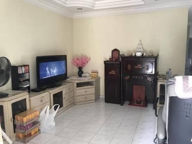 Freehold Corner Double Storey House At Tmn Pokok Mangga Malim