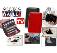 Aluma Security Wallet Card Holder (2)