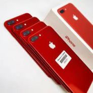 2nd iPhone 7 Plus 128gb Red Product Ori APPLE