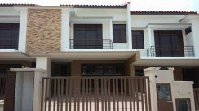 (HOC) Ready Move In Double Storey House Kota Seriemas 22x85 CHEAP