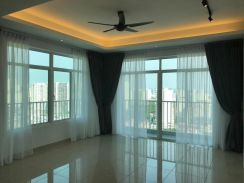 Setia Pinnacle Condominium, 1515 sq.ft., 2 Car Parks Side By Side