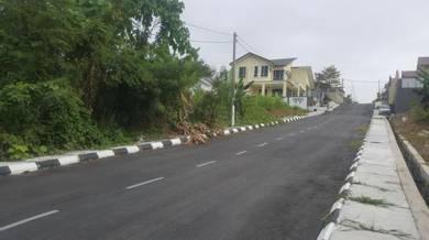Tanah Lot Bunglo double frontage Jalan Sekamat Kajang