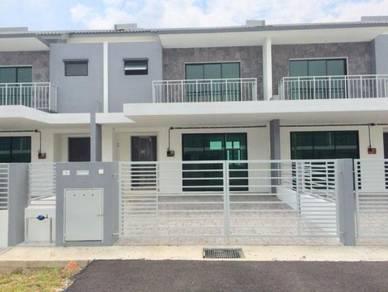 MURAH - BOOKING RM1,000 - 2 Storey Terrace House Bandar Saujana KLIA
