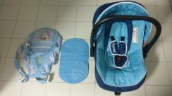 Baby carrier car seat new born anakku