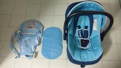 Baby carrier car seat new born anakku