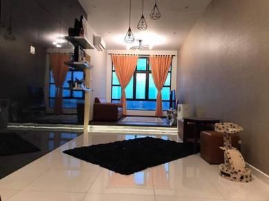 Dsummit condo 2bedroom fully below market Renovated Design Kempas