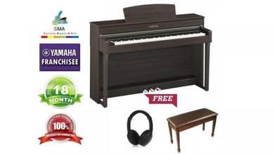 Yamaha Digital Piano Clavinova CLP635 DW