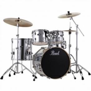 Pearl Export EXX725P/C 5pc Drum Set(Smokey Chrome)
