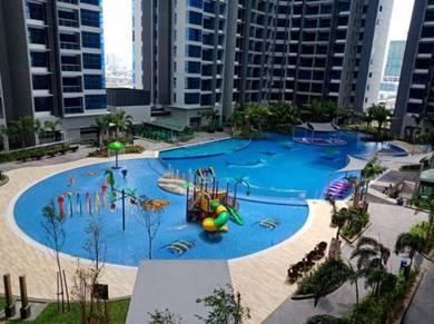 [Pool View] HighFloor Atlantis Residence Kota Shahbandar Melaka Town