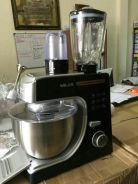 Milux multifunctional planetary stand mixer