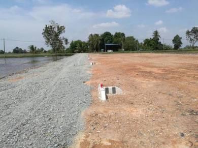 Lot kediaman tepi jln di Pendang