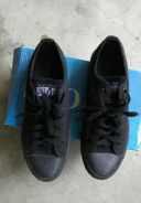 Pallas jazz star black shoe