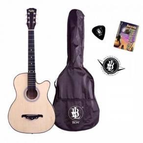 5 Gitar Standard Basic Beginner Pakej -FREE Hantar