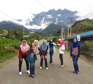 Sabah Bajet Tour