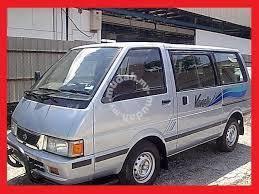 Nissan Vanette C22 Panel Van
