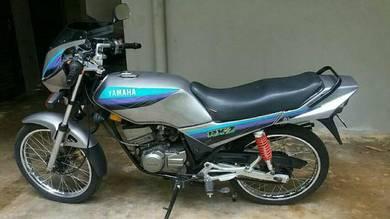 RXZ 1988 Flat Wilayah