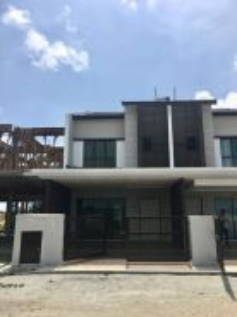Double Storey Terrace At Taman Sungai Soi
