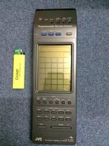 JVC Programmable Remote Control