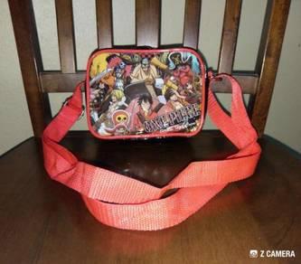 Sling Bag One Piece Straw Hat Crew