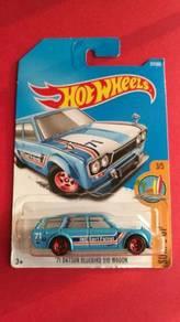 Hotwheels Hot_wheels datsun bluebird 510 wagon bir
