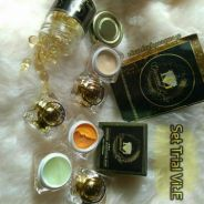 Diamond Gold Skin Care Set 5 in 1