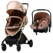 Stroller + Carseat carrier St Tesoro
