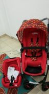 Sweet Cherry GL500 Stroller with Carseat