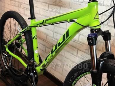 NEW FUJI NEVADA 1.6D USA MTB Bike 8 Speed Bicycle