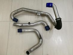 HKS intercooler Aluminium piping for EVO3