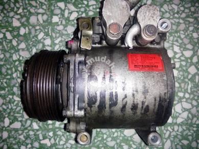 Air cond compressor mitsubishi 4g91 92 93ck