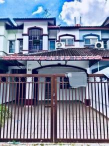 (Full Loan) Bukit Indah 2storey Kitchen Fully Extended
