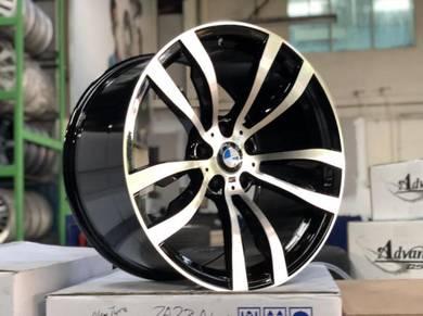 New 20 inch BMW X5 X6 Msport Design rim F15 F16