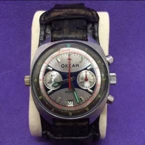 Okeah / Poljot 3133 Chronograph Vintage