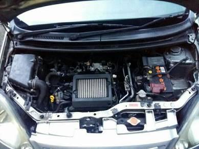 Enjin avy turbo 660