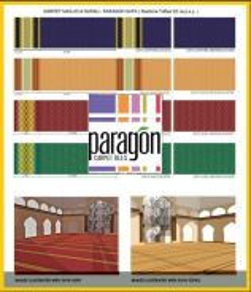 Mosque Carpet Paragon Karpet Masjid Surau 17