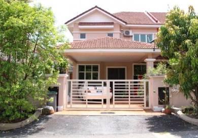 (RENOVATED & SEMI-FURNISHED) 2 Storey SEMI-D IMPIANA Residence