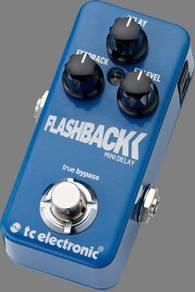 TC Electronic Guitar Pedal Flashback Mini Delay
