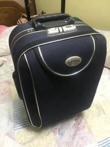 Luggage bag roller