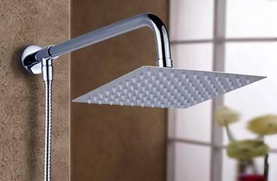 SUS304 Rain Shower Head Set 10