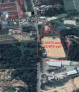 Batu pahat high potential development land