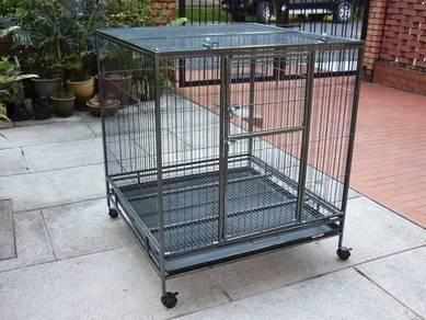 Heavy Duty Dog Cage NEW