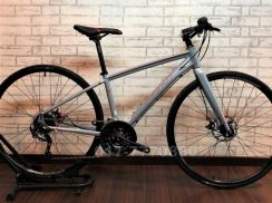 NEW FUJI 1.7D 700C HYBRID 27S Bicycle BIKE BASIKAL