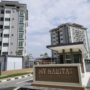 New Apartment for Rent in Bintulu