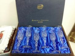 Bohemia Crystal Boxed Set of 6 Champagne Flutes